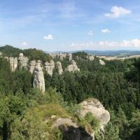 TANIO W GÓRY, czyli Czeski Raj