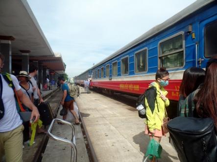 Da Nang pociąg