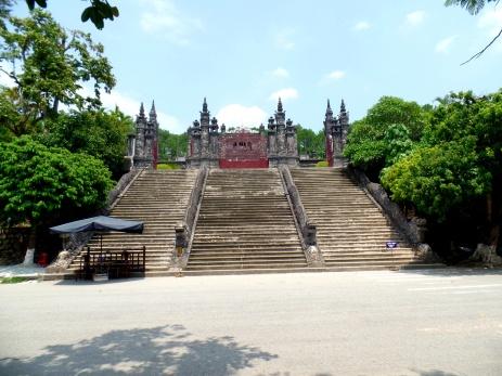 mausoleum cesarza Khai Dinh