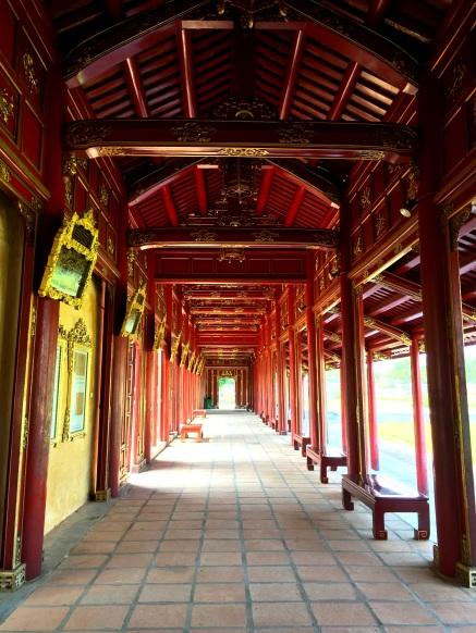 Cytadela w Hue (Kinh thành Huế)