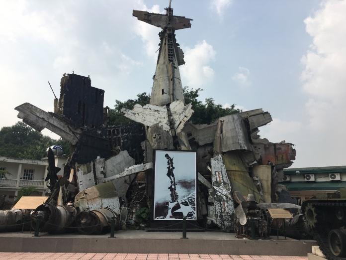 Muzeum Historii Militariów Ha Noi